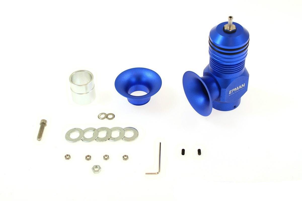 BLOW OFF Epman RF Dual Blue - GRUBYGARAGE - Sklep Tuningowy